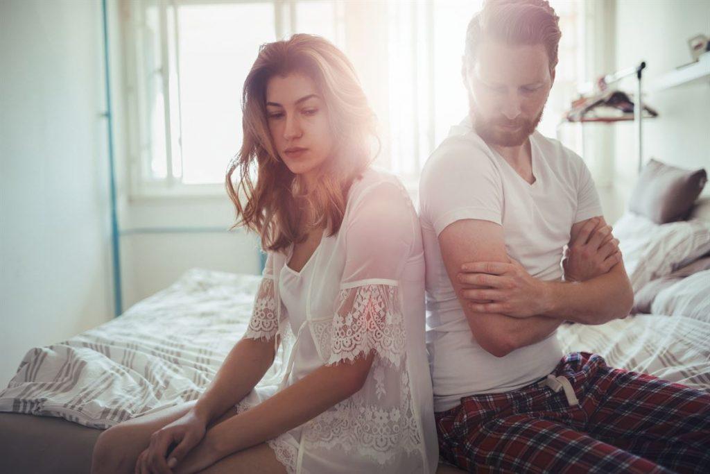couple after an affair